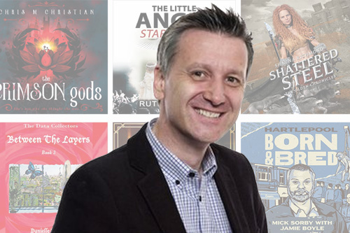 Interview with Narrator Graham Mack