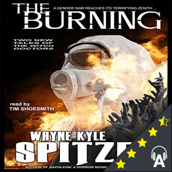 The Burning : Two New Tales of the Witch Doctors