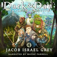Dark & Day 4: The Impossible Quest