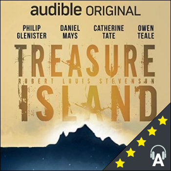 Treasure Island : An Audible Original Drama